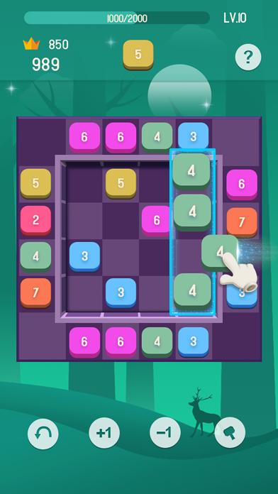 解压数迷方块