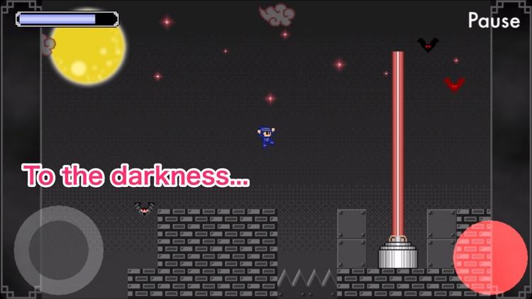 Ninja Shaw - Retro platformer! screenshot-4