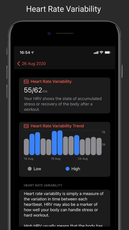 CardioBot - Heart Rate Tracker screenshot-7