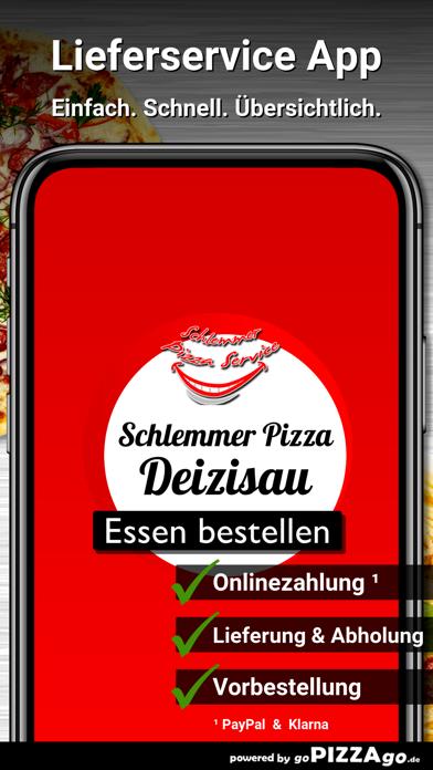 Schlemmer Pizza Deizisau screenshot 1