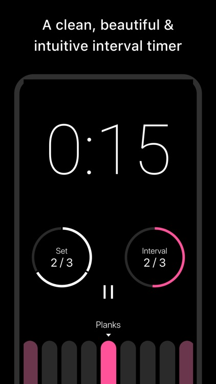 Pacer Fitness - Interval Timer