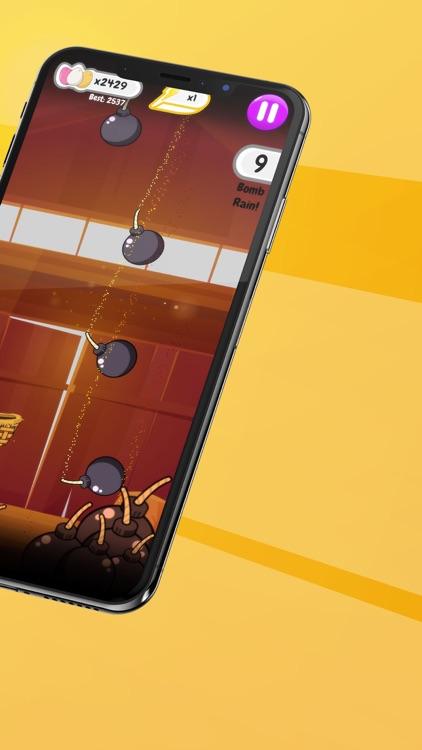 Egg Rain - Collect in basket screenshot-9
