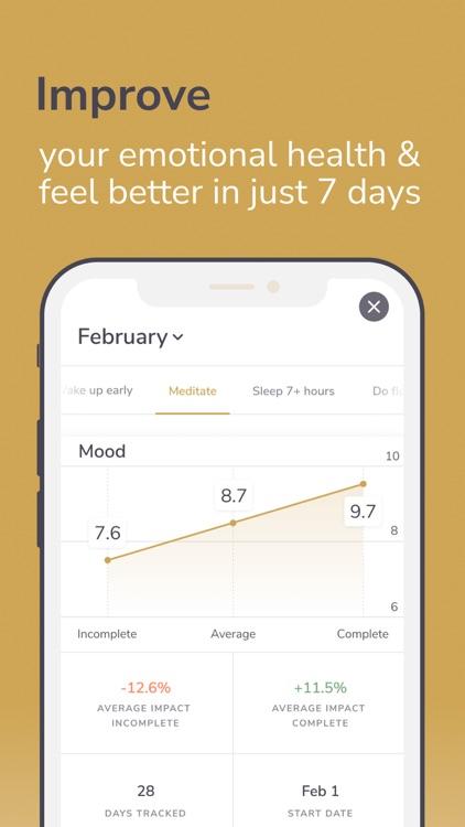 Ladder: Daily Self Care & Calm screenshot-7