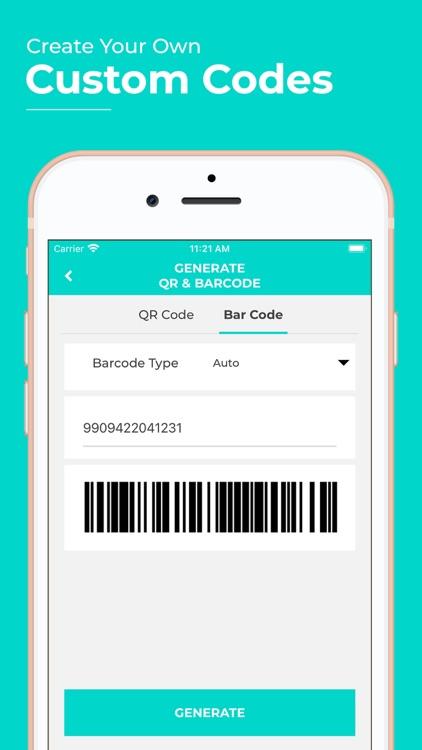 QR Code Generator Creator screenshot-3