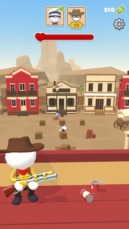 Western Sniper: Wild West FPS screenshot-0