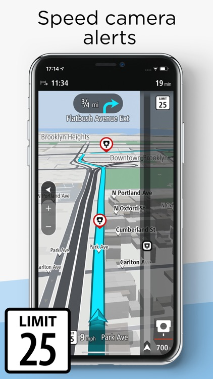 TomTom GO Navigation screenshot-6
