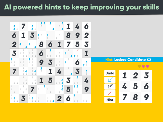 Good Sudoku by Zach Gage screenshot 11