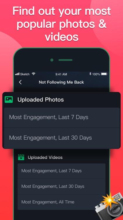 IG Followers - Tracker Insight screenshot-4
