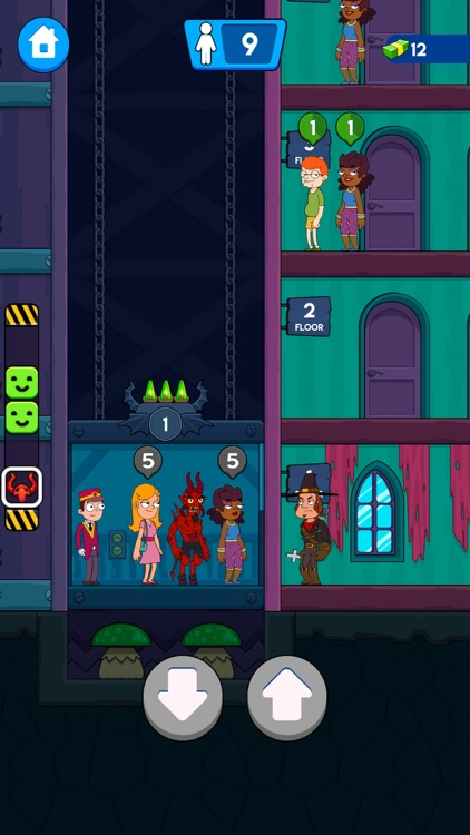 Hotel Concierge: Elevator Game screenshot-3