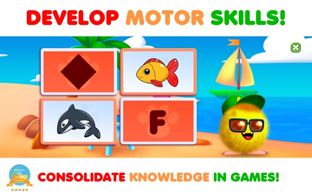 Trò chơi trẻ em: Học ABC
