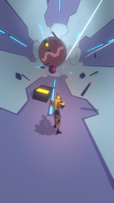 Tunnel Shooter 3D screenshot 2