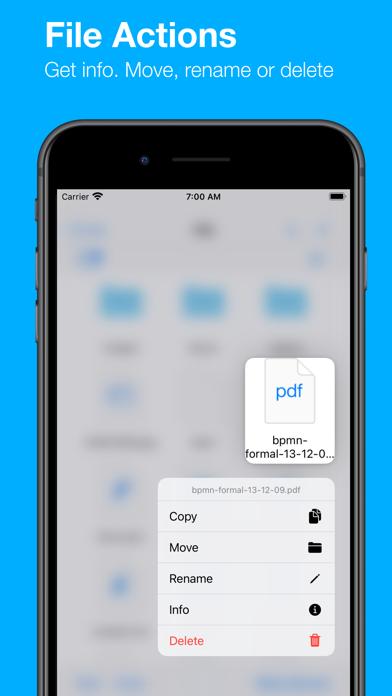 SFTP Client Lite Screenshot