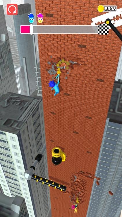 Bricky Fall screenshot-3