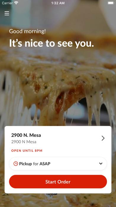 The Pizza Joint El PasoScreenshot of 2