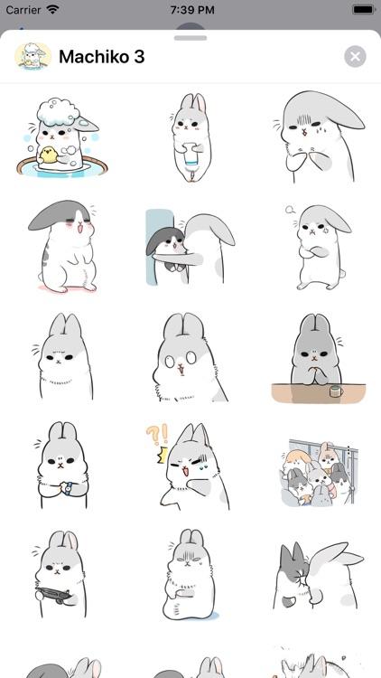 Machiko Rabbit Pack# 3 screenshot-9