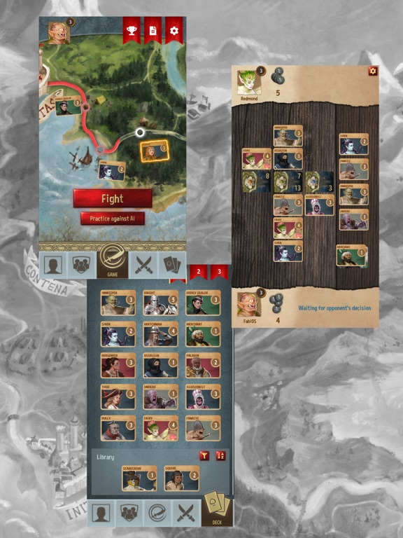 Crimson Company screenshot 2