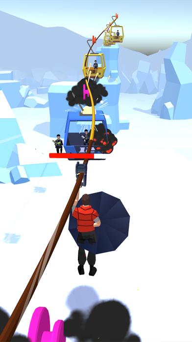 Zip Line Chaser screenshot 3