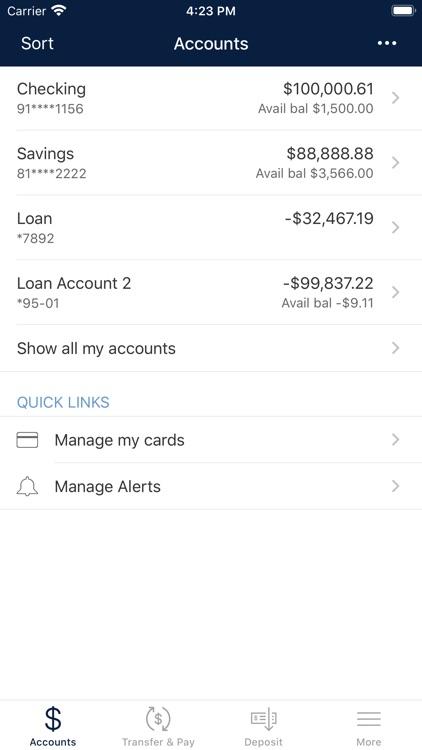 D.L. Evans Bank Mobile Banking