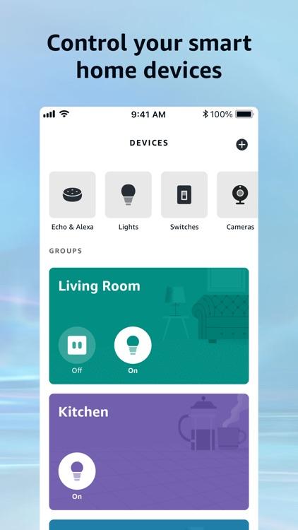 Amazon Alexa screenshot-4