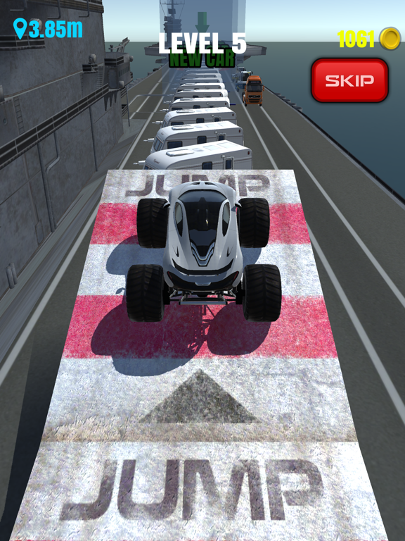 Extreme Car Sports screenshot 8