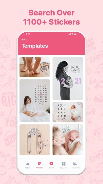 Baby Pics - Photo Editor screenshot-7