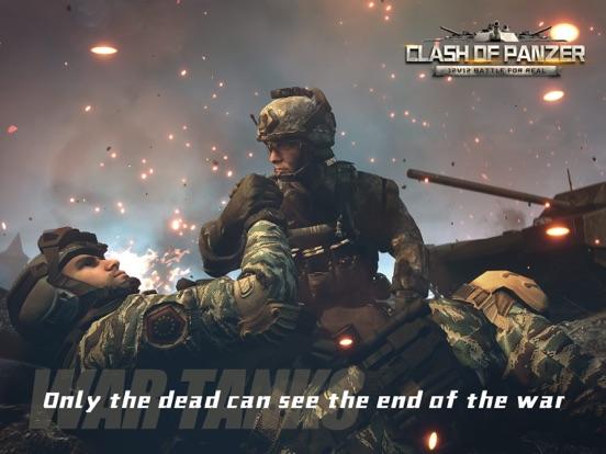 Clash of Panzerのおすすめ画像1