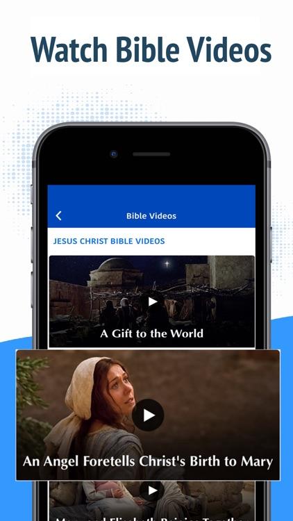 Holy Bible KJV Offline screenshot-5
