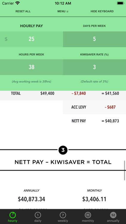 Whats my pay? NZ 2019-20 LITE