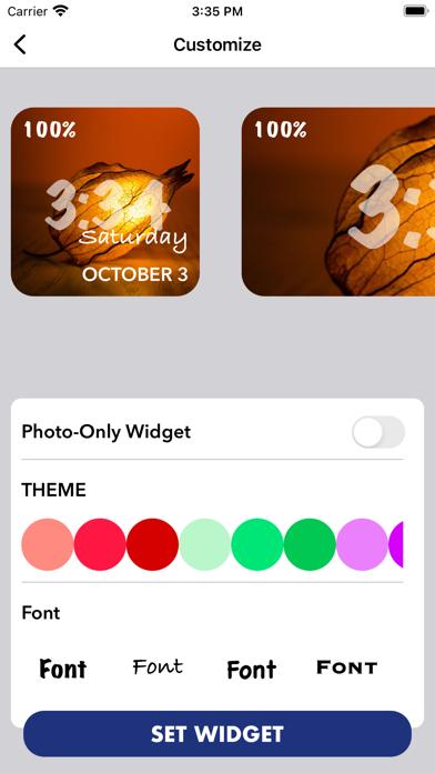 Widgets Mojo Pro screenshot 5