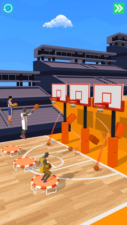 Basketball Life 3D