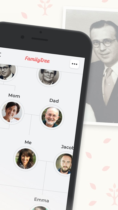 Photo Family Tree Screenshot