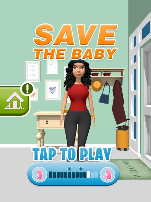 Save the baby - Adventure game screenshot 10