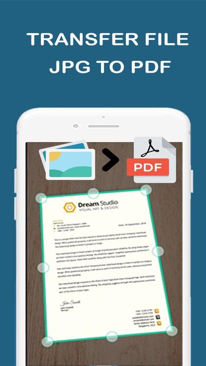 App Scanner : PDF Scanner Pro screenshot-3