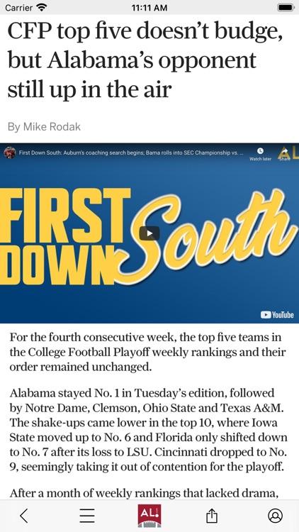 AL.com: Alabama Football