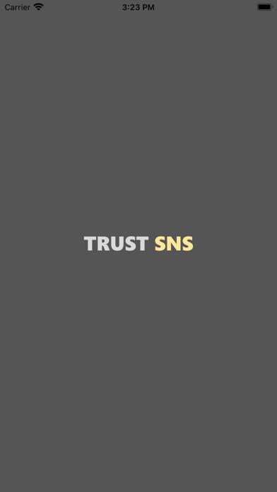 Trust SNS紹介画像1