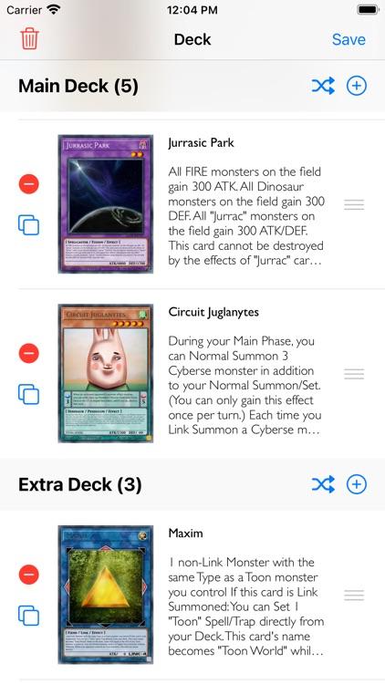 Card Creator for Yugioh screenshot-4