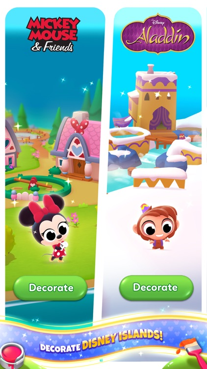 Disney Getaway Blast screenshot-4