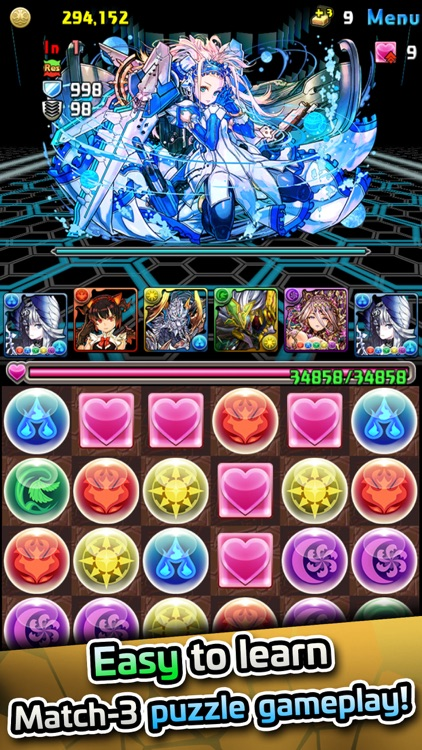 Puzzle & Dragons (English)