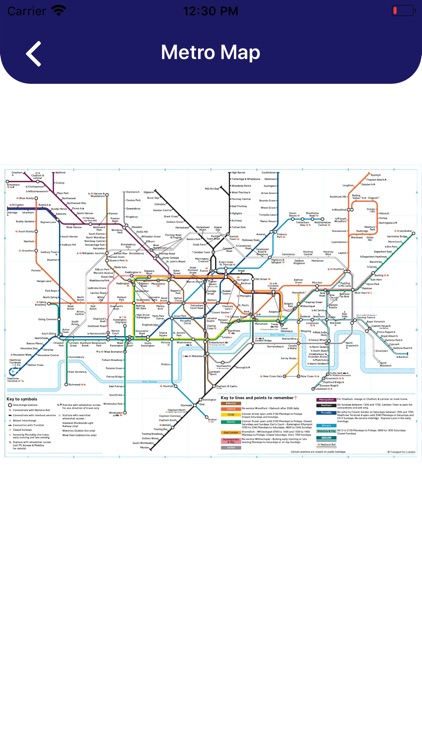 London Tube - Map Pro screenshot-4
