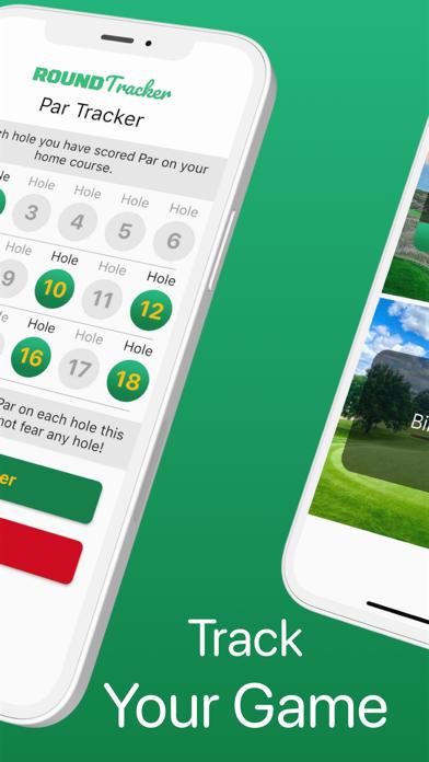 Golf Drills: Round Tracker screenshot 2
