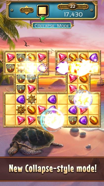 Jewel Quest 7 Seas: Match 3 screenshot-3
