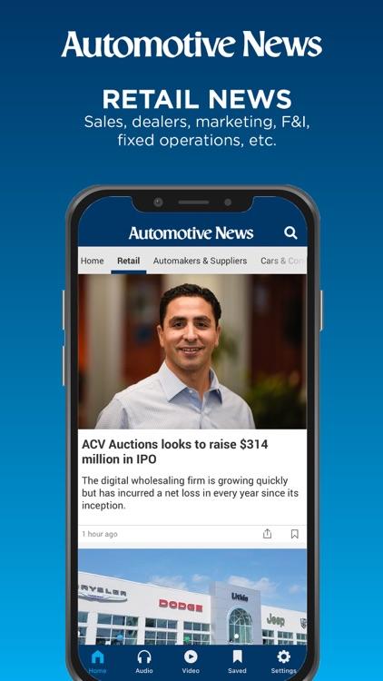Automotive News screenshot-4