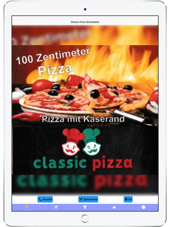 Classic Pizza Schwabach screenshot 8