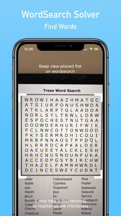 WordSearch Solver - Find Words