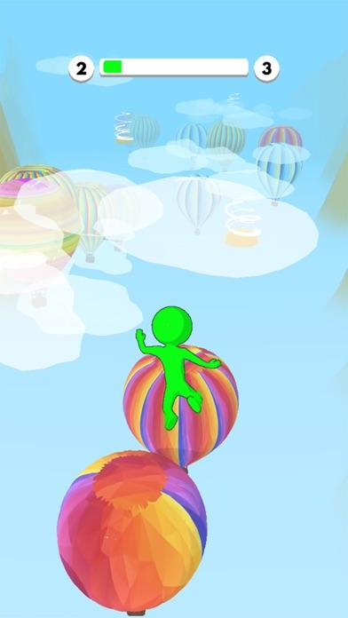 Balloon Spring screenshot 1