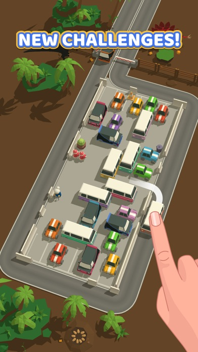 Parking Jam 3D screenshot four