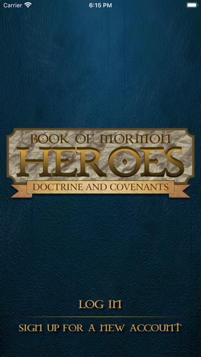 Book of Mormon Heroes: D&C Screenshot