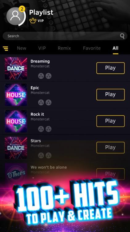Magic Pad: Music Beat Maker screenshot-5