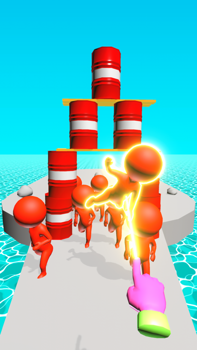 Magic Finger 3D screenshot 2