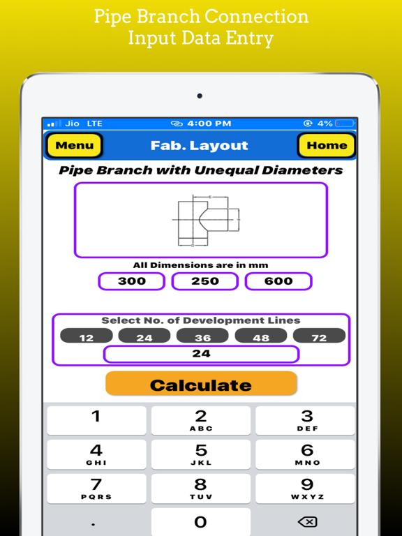 Fabrication Layout screenshot 17